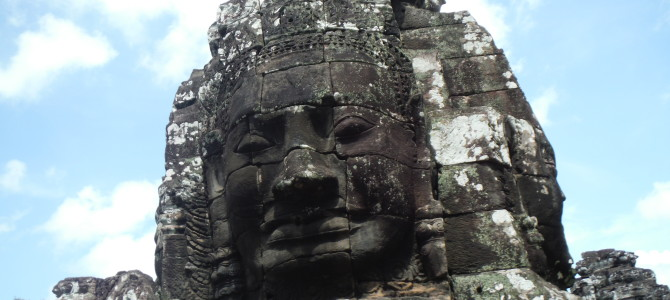 My Temple Exploration  in Siem Reap, Cambodia