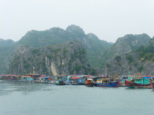 Fishing Village, Lan Ha Bay