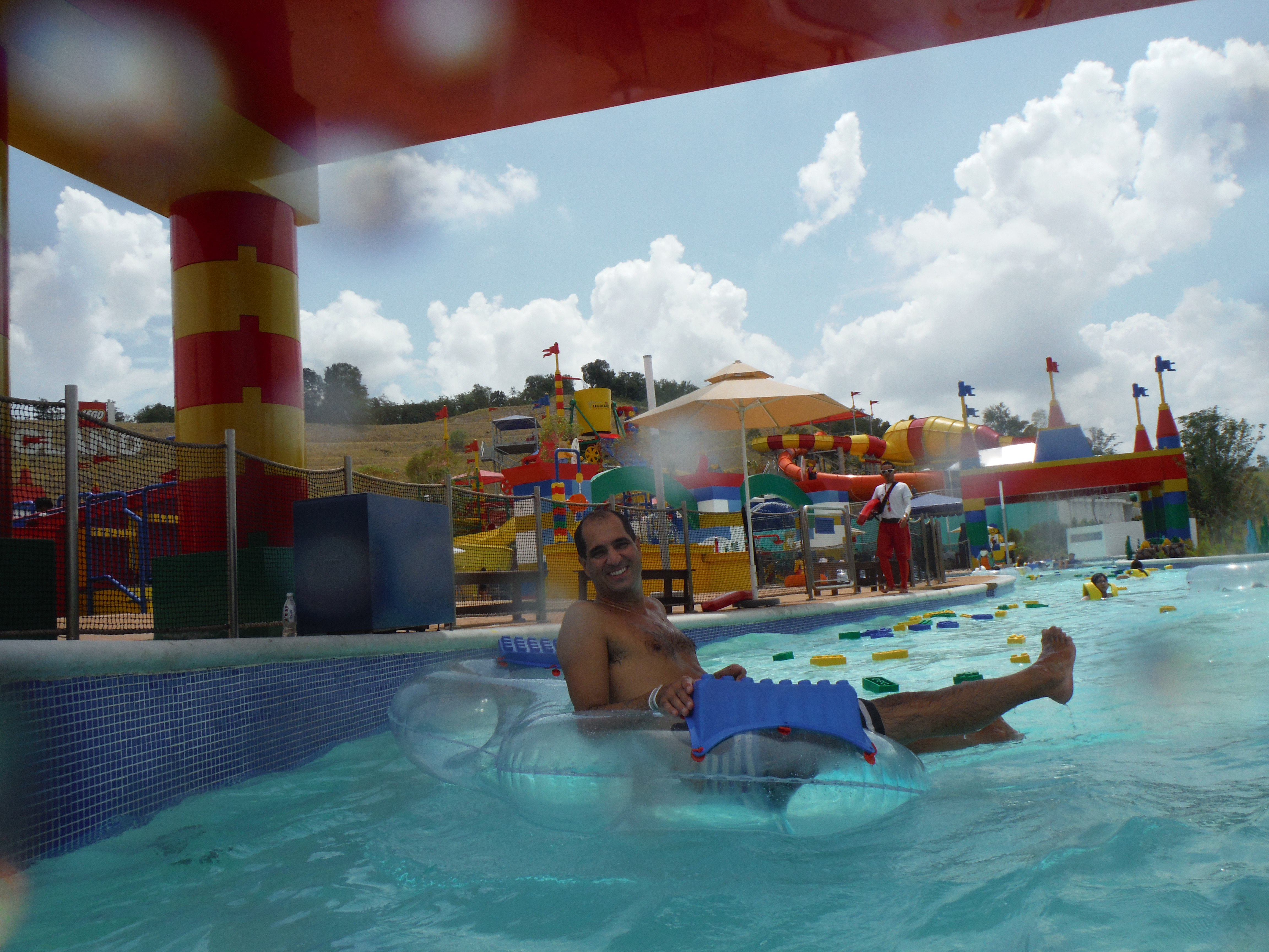 Legoland Malaysia Need I Say More Taking The Big Break Tiket Combo Theme Park Water Anak Then Time For One Of Slides
