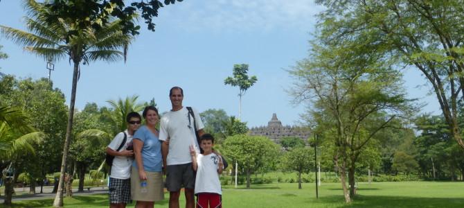 Return to Yogyakarta – by Nathan!