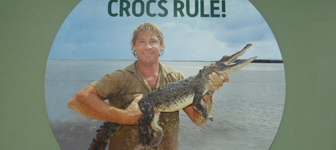Steve Irwin – The Crocodile Hunter