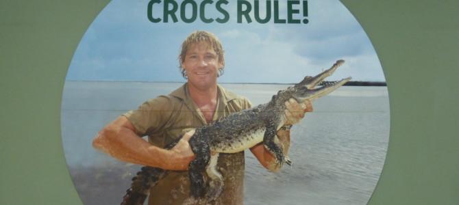 Steve Irwin – The Crocodile Hunter