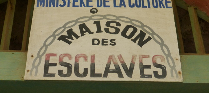 The House of Slaves, Goree Island, Dakar