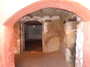 The women's cell