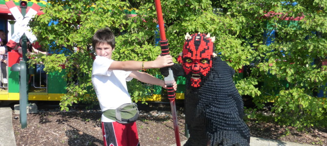 My Visit to Legoland in Germany