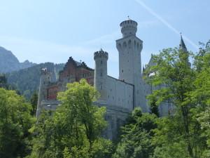 Fairy Tale Castle of Neuschwanstein Castle