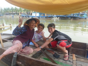 HoiAn, Vietnam  October 2013