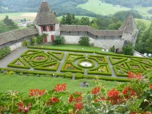 Gruyere Gardens