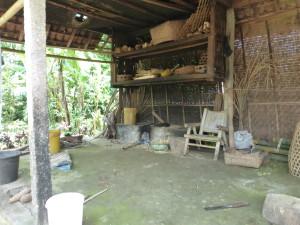 Balinese kitchen