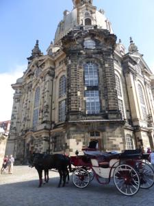 Frauen Kirche, Dresden