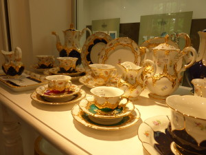 Beautiful (and $$!) Meissen porcelain.