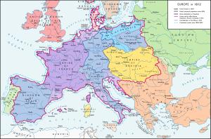 Napoleon's European Empire
