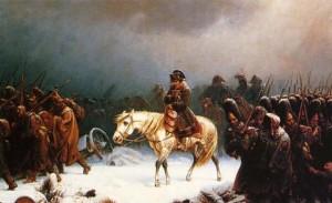 Napoleon's Russian Retreat