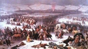 Napoleon's Retreat