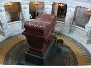 Napoleon's Tomb in Paris.