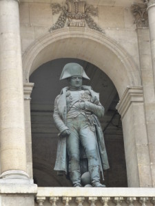 Napoleon Statue, Paris